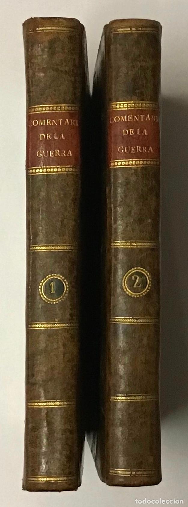COMENTARIOS DE LA GUERRA DE ESPAÑA, E HISTORIA DE SU REY PHELIPE V. EL ANIMOSO, DESDE EL PRINCIPIO D (Libros antiguos (hasta 1936), raros y curiosos - Historia Moderna)