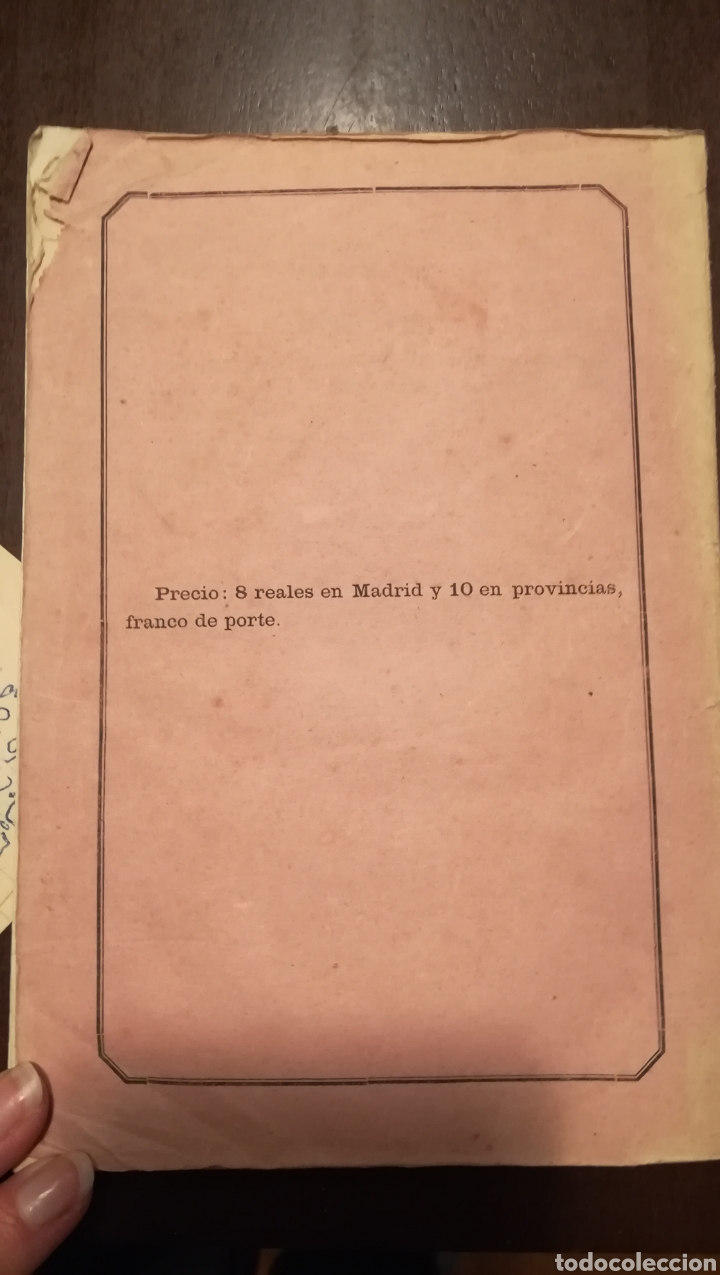 Libros antiguos: La Estrella del Montserrat. Libro de 1867. - Foto 6 - 190996666