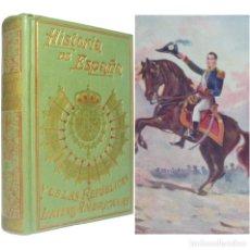 Libros antiguos: 1910 - HISTORIA DE LA INDEPENDENCIA DE LAS REPÚBLICAS HISPANOAMERICAS. CHILE, PERÚ, COLOMBIA, MÉXICO. Lote 191147432