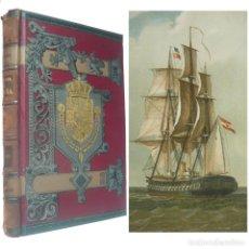Libros antiguos: 1890 - HISTORIA DE ESPAÑA (1848 -1869). INSURRECCIONES, CUBA, FILIPINAS, GUERRA DE AFRICA, O'DONNELL. Lote 191152571