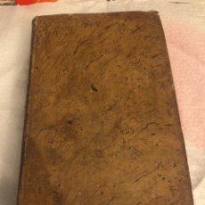Libros antiguos: LIBRO HISTORIA DE NAPOLEÓN VOLUMEN I 1835. Lote 191542832