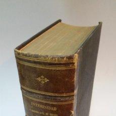 Libros antiguos: 1877 - BERMEJO - HISTORIA DE LA INTERINIDAD Y GUERRA CIVIL DE ESPAÑA DESDE 1868 III: 1ª REPÚBLICA. Lote 191595510