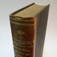 Libros antiguos: 1876 - BERMEJO - HISTORIA DE LA INTERINIDAD Y GUERRA CIVIL DE ESPAÑA DESDE 1868 II: AMADEO DE SABOYA. Lote 191595631