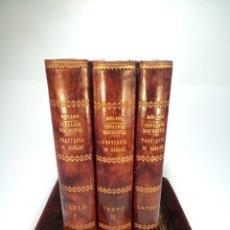 Libros antiguos: CATÁLOGO MONUMENTAL DE ESPAÑA. PROVINCIA DE BADAJOZ ( 1907 - 1910 ). JOSÉ RAMÓN MÉLIDA. 1925.. Lote 193007747