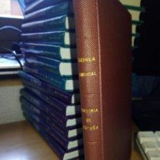 Libros antiguos: HISTORIA DE ESPAÑA, ESCUELA SINDICAL, ENCUADERNADO. Lote 194651072