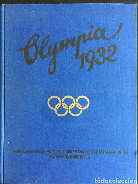 DIE OLYMPISCHEN SPIELE IN LOS ANGELES 1932 (Libros antiguos (hasta 1936), raros y curiosos - Historia Moderna)