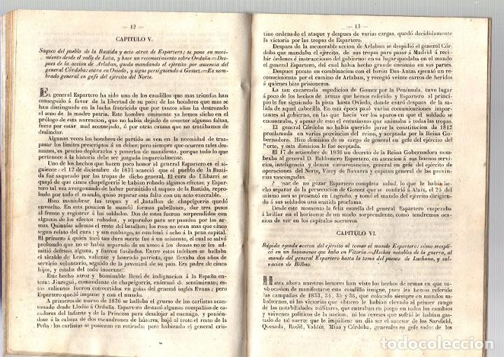 Libros antiguos: HISTORIA DE D. DIEGO LEON, PRIMER CONDE DE BELASCOAIN. 1847 - Foto 4 - 194765243