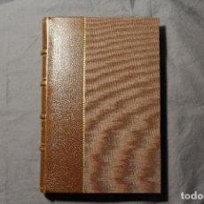 Libros antiguos: MADRID-MOSCÚ. NOTAS DE VIAJE (1933 - 1934). RAMÓN J. SENDER. 1ª EDICIÓN. MEDIA PIEL.. Lote 194939405