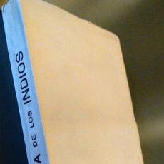 Libros antiguos: HISTORIA DE LOS INDIOS DE LA NUEVA ESPAÑA. FR.TORIBIO DE BENAVENTE, MOTOLINÍA 1914. Lote 195219985