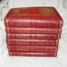 Libros antiguos: HISTORIA CONTEMPORÁNEA. ANALES DESDE 1843 HASTA LA CONCLUSIÓN DE LA ACTUAL GUERRA CIVIL. A.PIRALA.. Lote 195229336