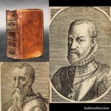 Libros antiguos: 1645 - BELLO BELGICO - TERCIOS - GRABADOS - HISTORIA DE ESPAÑA - GUERRA DE FLANDES. Lote 195396231