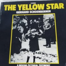 Libros antiguos: THE YELLOW STAR. Lote 195642562