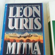 Libros antiguos: MITLA PASS, EN INGLÉS.. Lote 195643772