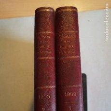 Livros antigos: CRONICA DE LA GUERRA DE AFRICA EN 1909. MANUEL DEL CORRAL. CABALLE.. Lote 196977280