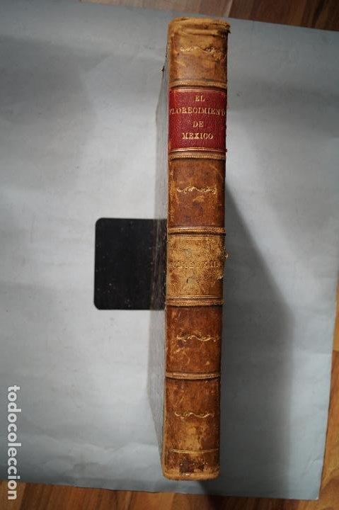 EL FLORECIMIENTO DE MEXICO. 2 DE ABRIL DE 1906. GRAN FORMATO. (Libros antiguos (hasta 1936), raros y curiosos - Historia Moderna)