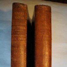 Libros antiguos: HISTORIA DE LA GUERRA DE FRANCIA Y PRUSIA EN 1870. LUIS CARRERAS. 1871. Lote 198079580