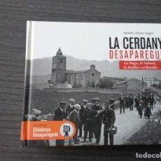 Libros antiguos: LA CERDANYA DESPAREGUDA, POR SANDRA ADAM AUGER. Lote 198177416