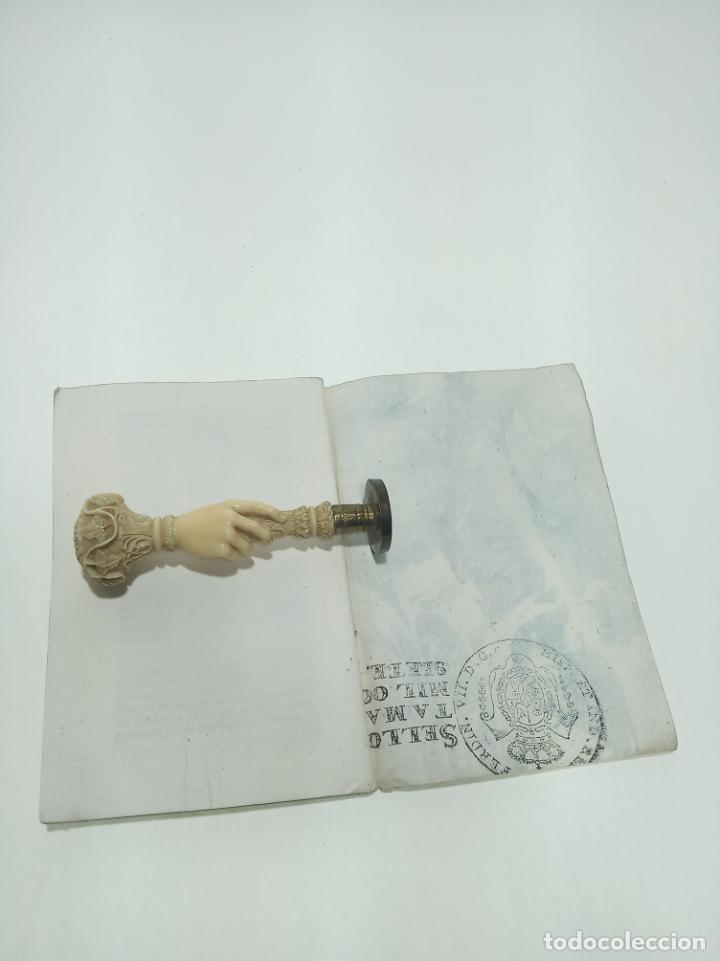 Libros antiguos: Lo que espera La España de sus representantes en el próximo congreso nacional. D.M.A.L. 1820. - Foto 4 - 198491818