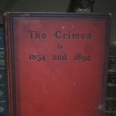 Libros antiguos: THE CRIMEA IN 1854 AND 1894 GENERAL SIR EVELYN WOOD. Lote 198728248