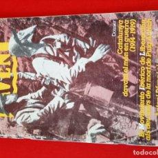 Libros antiguos: REVISTA L´AVENÇ, Nº 69, MARZO 1984-REVISTA CATALANA DE HISTORIA. Lote 199224188