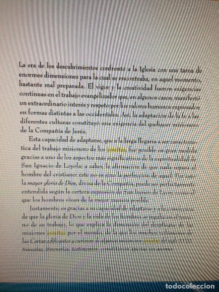 Libros antiguos: CARTAS EDIFICANTES (MISIONEROS JESUITAS) - Foto 2 - 200197213
