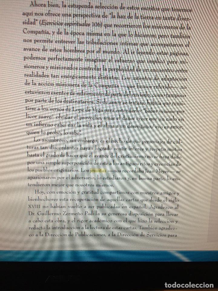Libros antiguos: CARTAS EDIFICANTES (MISIONEROS JESUITAS) - Foto 3 - 200197213