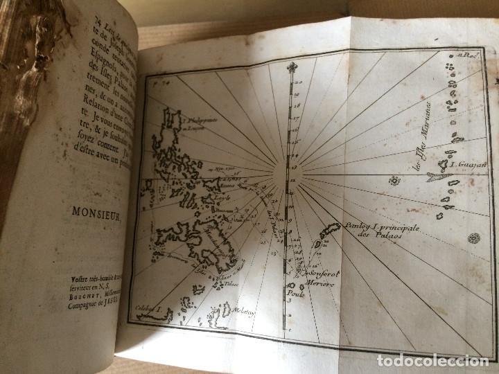 Libros antiguos: CARTAS EDIFICANTES (MISIONEROS JESUITAS) - Foto 9 - 200197213