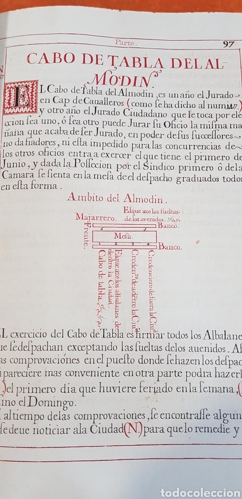 Libros antiguos: CEREMONIAL DE LAS ASSISTENCIAS Y FUNCIONES VALENCIA,FACSIMIL. - Foto 11 - 201485433
