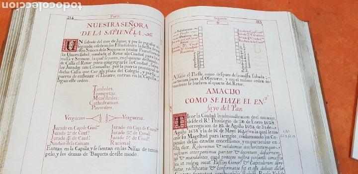 Libros antiguos: CEREMONIAL DE LAS ASSISTENCIAS Y FUNCIONES VALENCIA,FACSIMIL. - Foto 13 - 201485433