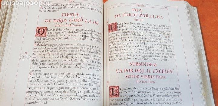 Libros antiguos: CEREMONIAL DE LAS ASSISTENCIAS Y FUNCIONES VALENCIA,FACSIMIL. - Foto 14 - 201485433