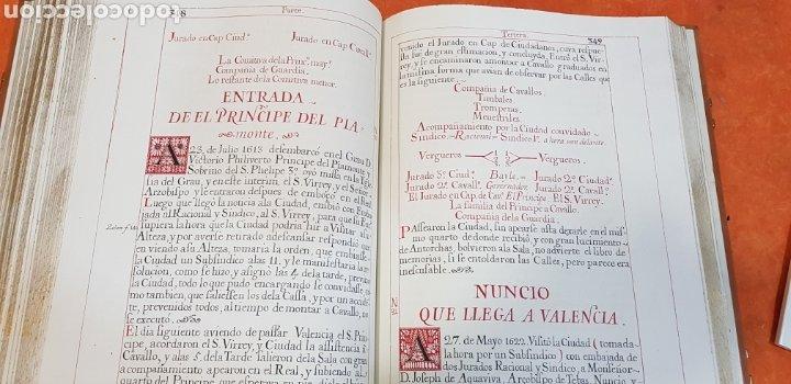 Libros antiguos: CEREMONIAL DE LAS ASSISTENCIAS Y FUNCIONES VALENCIA,FACSIMIL. - Foto 16 - 201485433