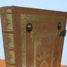 Libros antiguos: CEREMONIAL DE LAS ASSISTENCIAS Y FUNCIONES VALENCIA,FACSIMIL.. Lote 201485433