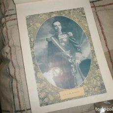 Libros antiguos: ALBUM GRÁFICO HOMENAJE A LOS HÉROES DEL PLUS ULTRA AÑO 1926 SIN PASTAS - BUEN ESTADO 32,5X23 CM.. Lote 203506153