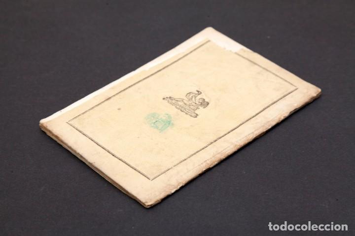 Libros antiguos: DOBLE DEPORTACION DE LLINÁS - ALICANTE - 1837 - 1ª ED. - muy raro - Foto 4 - 111803623