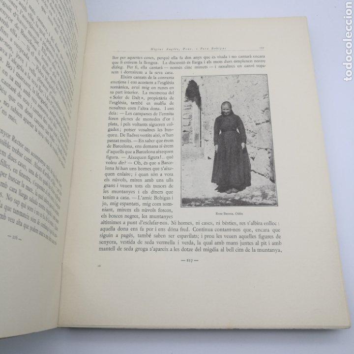 Libros antiguos: Obra del cançoner popular Catalunya 3 volums 1928 1929 - Foto 7 - 204328670