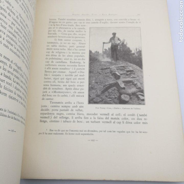 Libros antiguos: Obra del cançoner popular Catalunya 3 volums 1928 1929 - Foto 8 - 204328670