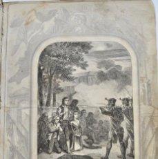 Libri antichi: D. MANUEL VÁZQUEZ TABOADA. EL DOS DE MAYO O LOS FRANCESES EN MADRID. MURCIA Y MARTÍ EDITORES. 1863. Lote 205036812