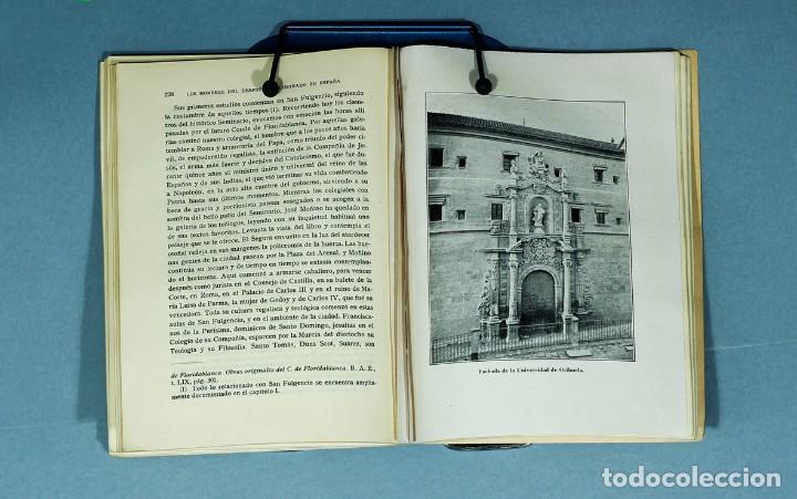 Libros antiguos: EL CONDE DE FLORIDABLANCA. SU VIDA Y SU OBRA. CAYETANO ALCAZAR MOLINA. 1934. UNIVERSIDAD DE MURCIA. - Foto 7 - 205964853