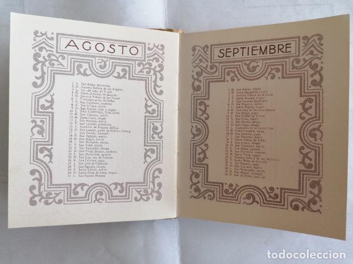 Libros antiguos: ALMANAQUE MONARQUICO DE BOLSILLO 1936, COLECCION AL SERVICIO DEL PUEBLO, 2ª EDICION - Foto 4 - 206160912