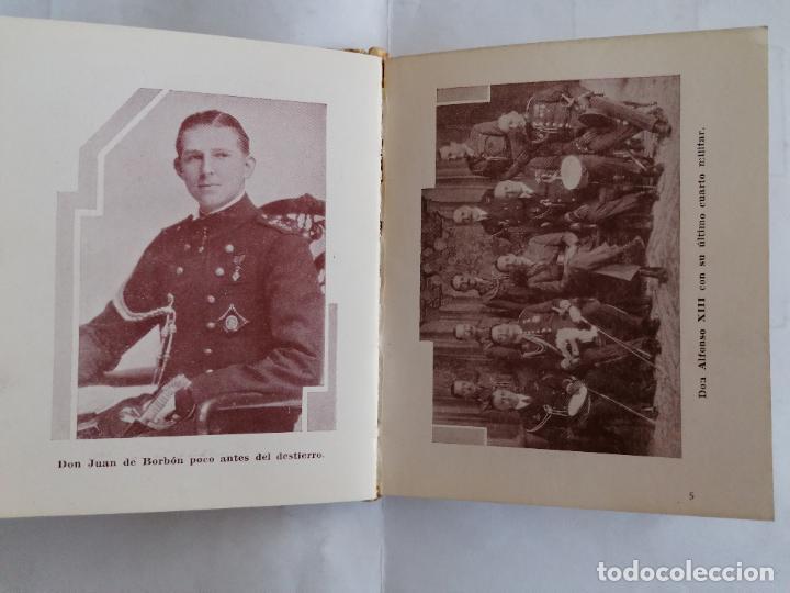 Libros antiguos: ALMANAQUE MONARQUICO DE BOLSILLO 1936, COLECCION AL SERVICIO DEL PUEBLO, 2ª EDICION - Foto 6 - 206160912