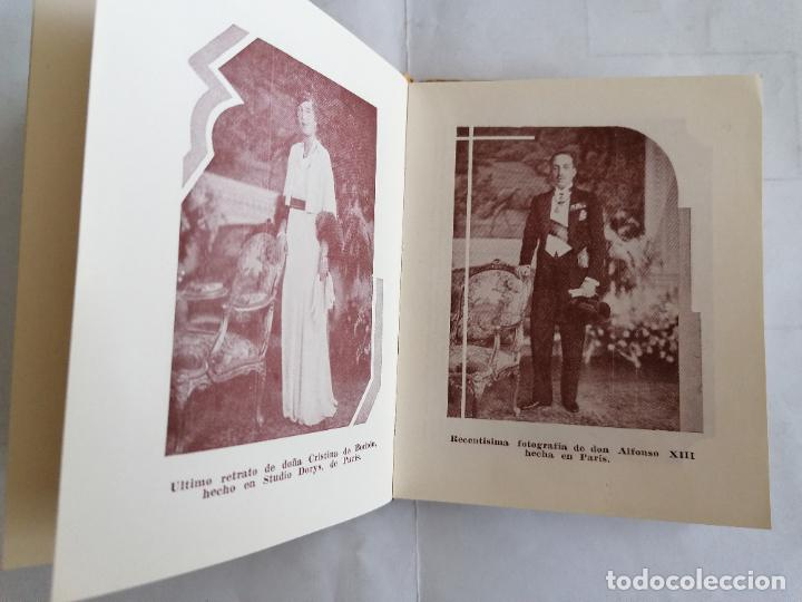 Libros antiguos: ALMANAQUE MONARQUICO DE BOLSILLO 1936, COLECCION AL SERVICIO DEL PUEBLO, 2ª EDICION - Foto 8 - 206160912
