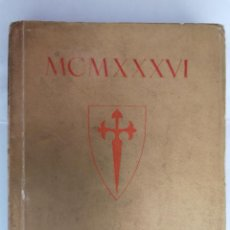 Libros antiguos: ALMANAQUE MONARQUICO DE BOLSILLO 1936, COLECCION AL SERVICIO DEL PUEBLO, 2ª EDICION. Lote 206160912
