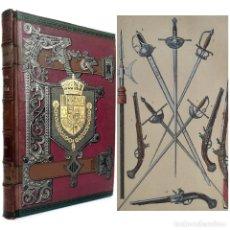 Libri antichi: 1889 - FELIPE V, GUERRA DE SUCESIÓN ESPAÑOLA, PAZ DE UTRECH, SUMISIÓN DE CATALUÑA. ILUSTRADO, CROMOS. Lote 208449728
