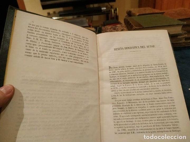 Libros antiguos: 1.858. Colección de los Escritos del DR. D. Pedro Antonio Sánchez. Raro - Foto 6 - 208671586