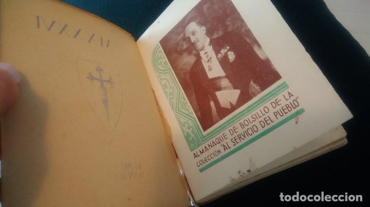 Libros antiguos: LIBRITO ´MCMXXXVI´ ALMANAQUE MONÁRQUICO 1936 - Foto 4 - 208835035