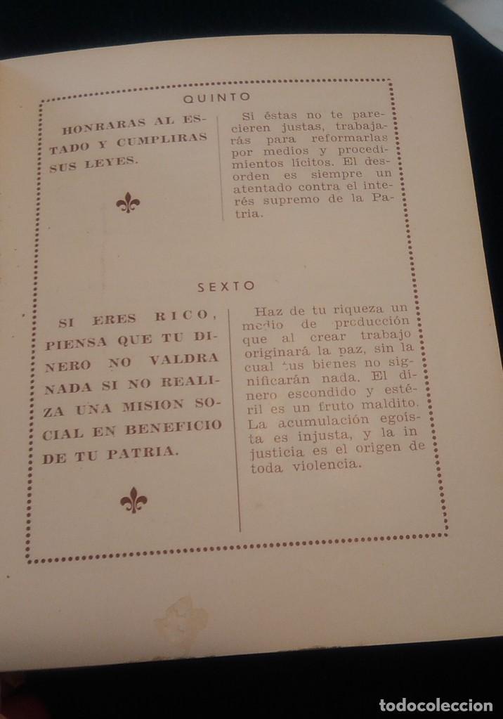 Libros antiguos: LIBRITO ´MCMXXXVI´ ALMANAQUE MONÁRQUICO 1936 - Foto 8 - 208835035
