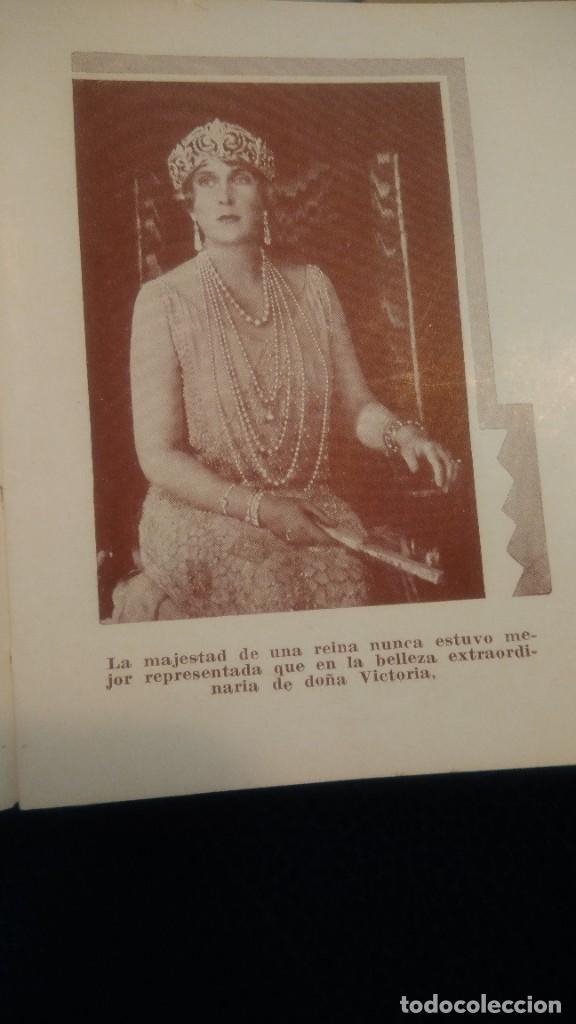 Libros antiguos: LIBRITO ´MCMXXXVI´ ALMANAQUE MONÁRQUICO 1936 - Foto 15 - 208835035