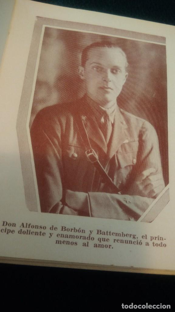 Libros antiguos: LIBRITO ´MCMXXXVI´ ALMANAQUE MONÁRQUICO 1936 - Foto 17 - 208835035