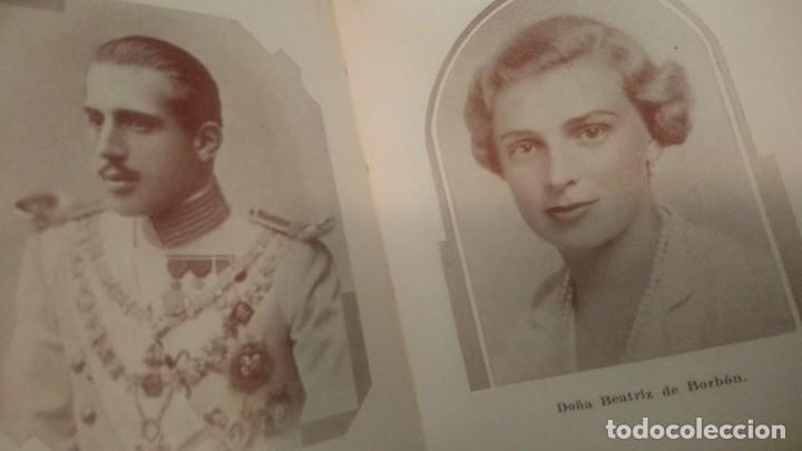 Libros antiguos: LIBRITO ´MCMXXXVI´ ALMANAQUE MONÁRQUICO 1936 - Foto 18 - 208835035