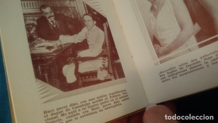 Libros antiguos: LIBRITO ´MCMXXXVI´ ALMANAQUE MONÁRQUICO 1936 - Foto 19 - 208835035